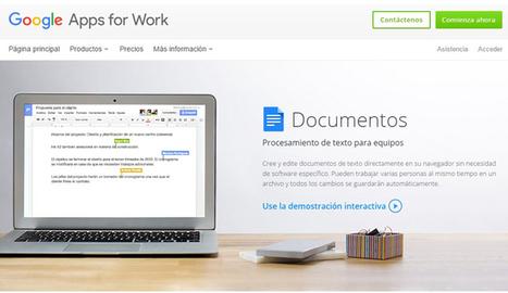 Google actualiza Docs con nuevas funciones y Chrome para ... - LaRed21 | Documentos de Google | Scoop.it