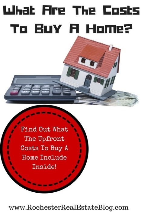 The Costs of Buying A Home | Real Estate Articles Worth Reading | Scoop.it