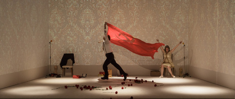 Les Époux de David Lescot, mise en scène d'Anne-Laure Liégeois   Revue de presse théâtre   Scoop.it