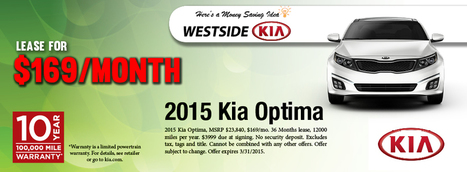 Westside Kia Dealership | New and Used Car Dealer Houston Tx | Chevy Car Dealer | Scoop.it