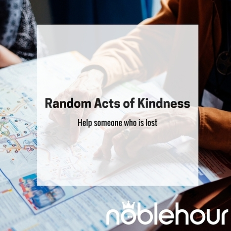 World Kindness Day - Pay It Forward and Focus on the Good! | #Trending | Scoop.it