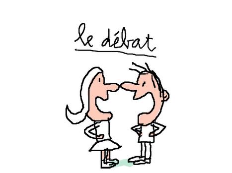 B1: PRODUCTION ORALE : l'entraînement au débat (30 sujets) | français langue étrangère | Scoop.it