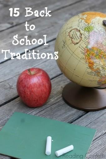 Back to school: Fun Friday features | Teach Preschool | Teach Preschool | Scoop.it