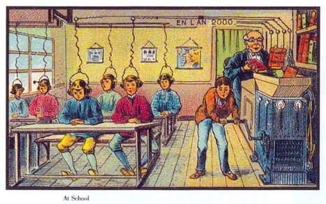 The History of the Future of Education | Jay Cross | Scoop.it