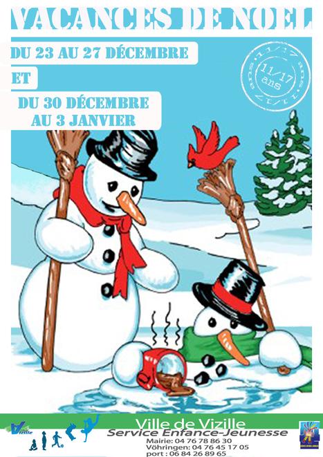 Programme des animations 11/17 ans         Noël 2013 | Jeunesse Vizille | Scoop.it