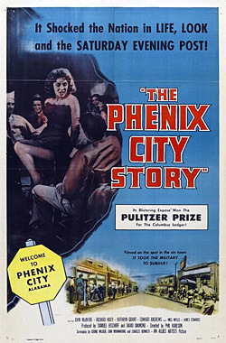 Noir Repository: The Phenix City Story | Classic Movies | Scoop.it