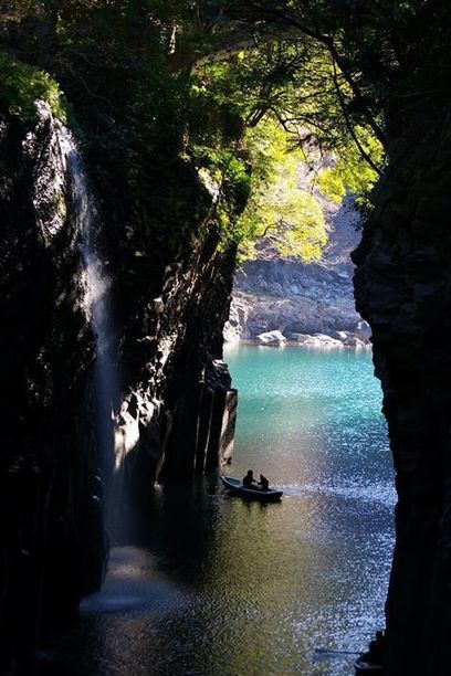 Takachiho Gorge in Kyushu - Japan Specialist | Facebook | 花咲架爺リークス - ニッポンをつなげ隊 - | Scoop.it