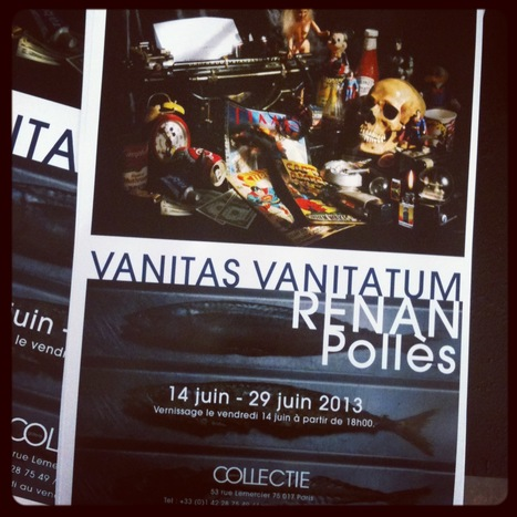 "Renan Polles ""Vanitas vanitatum"" 