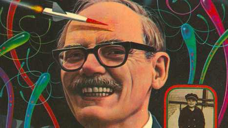 RIP Frederik Pohl, the man who transformed science fiction   leapmind   Scoop.it
