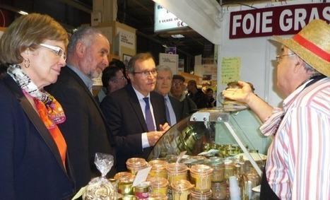 Les producteurs périgourdins au Salon de l'agriculture malgré la crise | Agriculture en Dordogne | Scoop.it