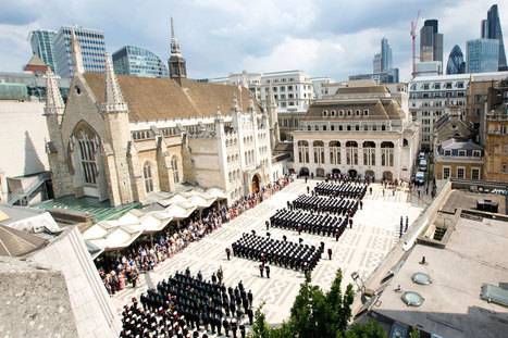 Royal Marines Parade Through London | Photography | Scoop.it