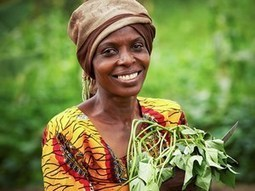Melinda Gates examines why women farmers across the continent produce less than men. - Project Syndicate | The Perception of Gender | Scoop.it