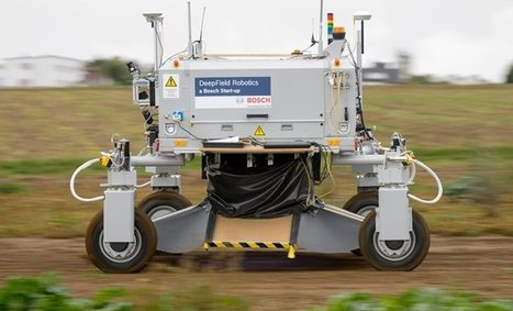 This robot that destroys 120 weeds per minute could revolutionize food production | Post-Sapiens, les êtres technologiques | Scoop.it