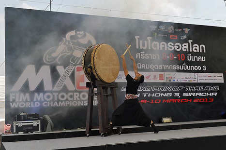 Youthstream support riders and teams to ThaiMXGP 2014 | kraitosography | Scoop.it