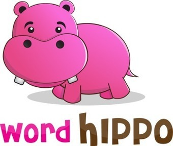 Find Similar or Opposite words at WordHippo | Teaching tools | Scoop.it