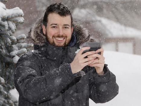 Popular Ottawa weather enthusiast taking Twitter by storm | Swing your communication | Scoop.it