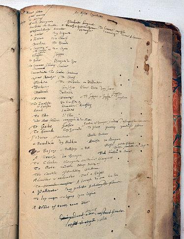 Deux libraires auraient découvert le dictionnaire de Shakespeare   Metaglossia: The Translation World   Scoop.it