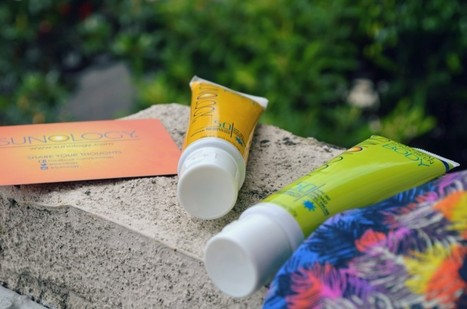 The Balanced Blonde Features Sunology - Sunology Blog   All Natural Sunscreen   Scoop.it