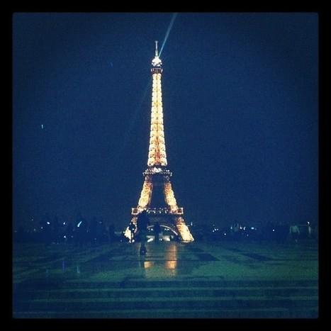 Silicon Carnet: Paris, je t'aime! | L'Atelier Numérique | Scoop.it