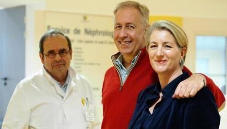 Lille : elle lui donne un rein, malgré son incompatibilité | Verlinghem actu | Scoop.it