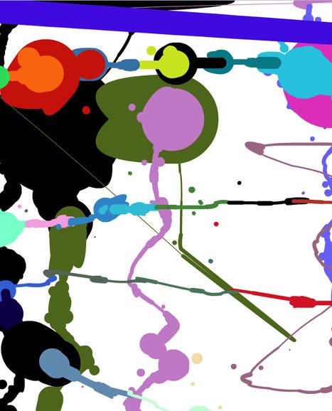 Crea tu Propio Jackson Pollock | educARTE | Scoop.it