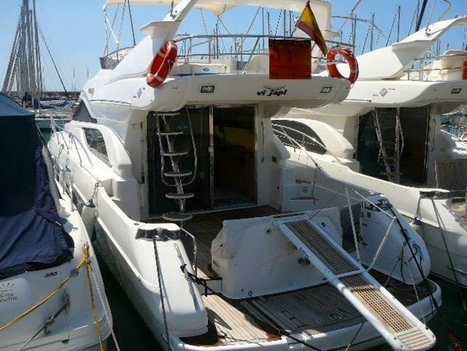 ALTAMAR 50 de 2006 - 220.000 euros TTC Espagne | Barcelona Yachting | Scoop.it