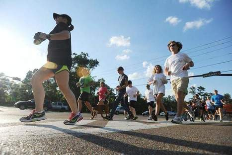 Fall fitness: Start good habits before holidays hit - Jackson Clarion Ledger   Exercise   Scoop.it