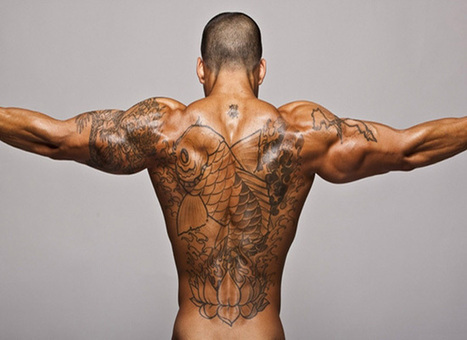 20 Awesome Tribal Tattoo Designs for Men - Yankee Bloggers | Yankee Bloggers  - Tattoo Ideas, Home Decor, Funny Memes | Scoop.it