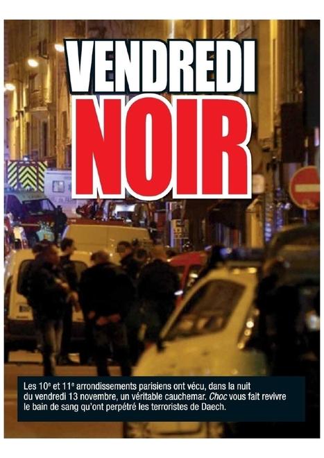 Enquête sur les Attentat en France (Images Choquantes) | | Vivlajeunesse | Scoop.it