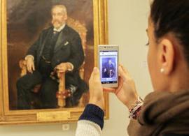 Un museo con realidad aumentada | REALIDAD AUMENTADA Y ENSEÑANZA 3.0 - AUGMENTED REALITY AND TEACHING 3.0 | Scoop.it