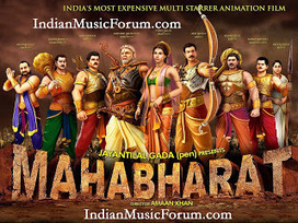 Mahabharat (2013) - Hindi Movie Mp3 Songs (Animation) | IndianMusicForum.com | mp3 songs download | Scoop.it