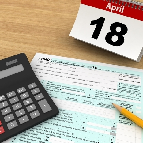 Tax Scams & Identity Theft - Blog - Global Learning Systems | Data Security | Scoop.it