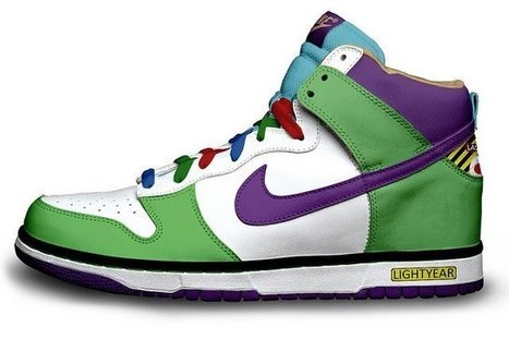 10 Coolest Pop Culture Nike Sneakers | Cool Pix | Winning The Internet | Scoop.it