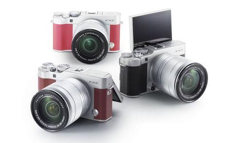 FUJIFILM X-A3, l'appareil photo taillé pour les selfies | Les X de  Fuji | Scoop.it