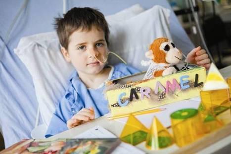 L'école à l'hôpital - Enfants Québec   Troubles d'apprentissage   Scoop.it