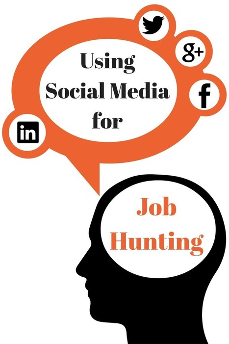 7 Ways to Use Social Media to Get the Job You Want | Job Search and Employability | Scoop.it
