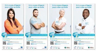 Entrepreneuriat : l'Adie lance un concours pour encourager les jeunes et les seniors à créer leur société | COURRIER CADRES.COM | Appels à projets et autres concours - France Europe | Scoop.it