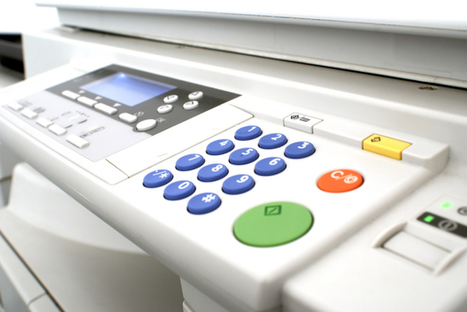 Buying a new office printer?– Here's a few tips  | Business Finance | Scoop.it