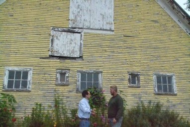 Community Says Historic Barn Worth Saving - The Vermont Standard | American Barns | Scoop.it