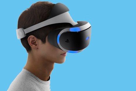 PREPARE YOURSELF: The PlayStation 4 virtual reality headset will be expensive | @nebmarketing - Notizie e novità sul Marketing | Scoop.it