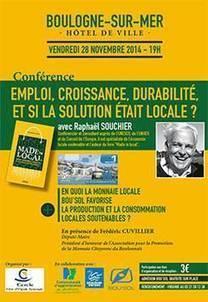 Boulogne sur Mer: La monnaie locale fête son 1° anniversaire. Et si la solution était locale? | ECONOMIES LOCALES VIVANTES | Scoop.it