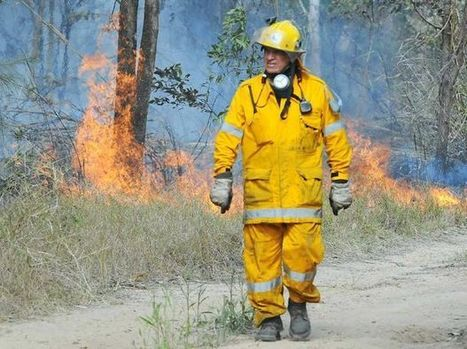 Valley firefighters at risk as they fight fatigue - Clarence Valley Daily Examiner | NPWS fire management | Scoop.it