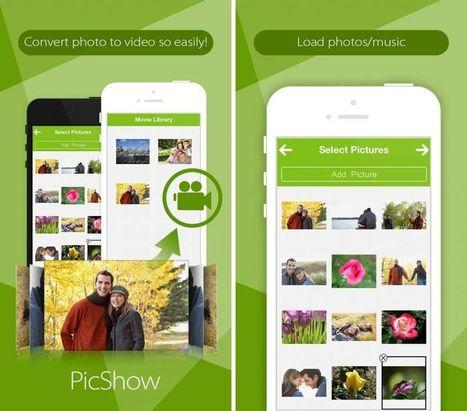 PicShow : Convertissez vos photos en vidéos | netnavig | Scoop.it
