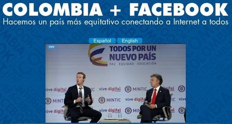 Colombia + Facebook = humo digital | Cultura Libre | Scoop.it