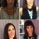 Avant / Après ! Avec ou sans frange ! - Agence Allure | Mode, tendances et conseil en image | Scoop.it
