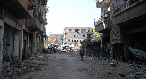 Situation in Damascus 'Calm' After Start of Syria Ceasefire | Global politics | Scoop.it