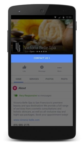 Facebook upgrades mobile pages, adding storefronts for businesses [@SmartInsights Alert] - Smart Insights Digital Marketing Advice | Social Media Tools and new Technology | Scoop.it