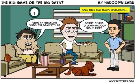 What is Hadoop - An Easy Explanation For Absolutely Anyone – Data Science Central | dataInnovation | Scoop.it