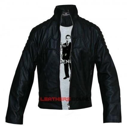 Batman Begins Leather Jacket | leathersbound | Scoop.it