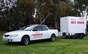 Things to Consider while Hiring a Cool Roo | Ice Cubed Mobile Cool Room Hire | Scoop.it